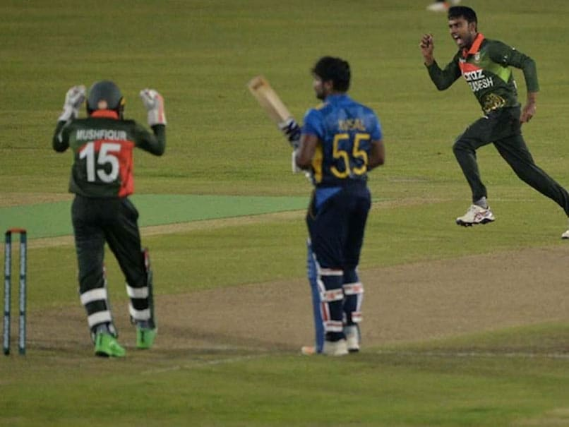 ICC ODI Rankings: Bangladeshs Mehidy Hasan Moves Up To Second Spot In Bowlers List
