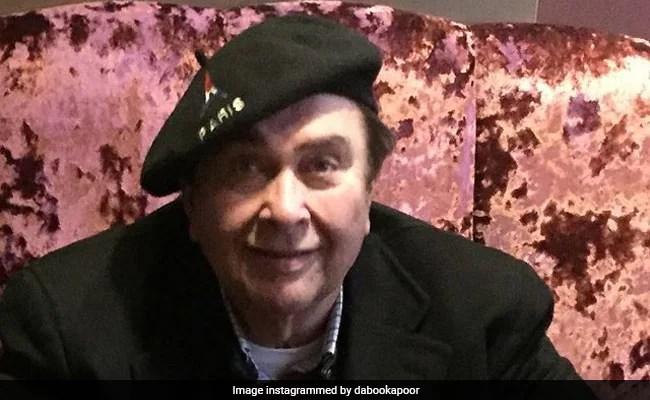 COVID-Positive Randhir Kapoor In ICU; 'He's Stable': Hospital Source