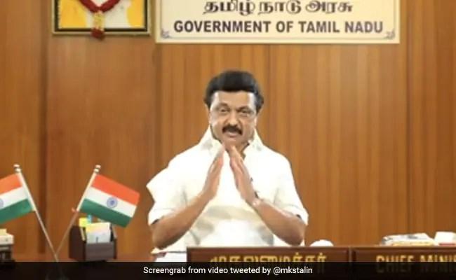 Tamil Nadu To Import Vaccines Via Global Tender Route: MK Stalin