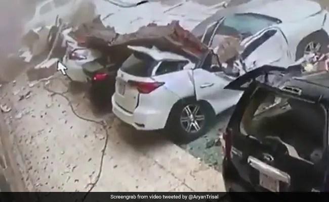 No, This Viral Video Doesn't Show Cyclone Tauktae Striking Mumbai's Trident Hotel