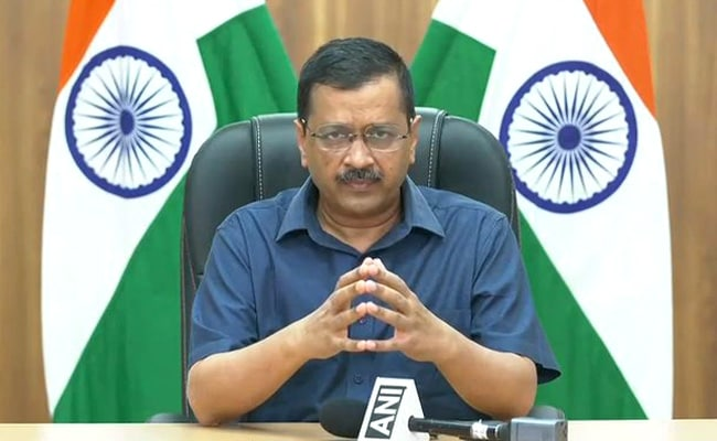 Union Minister Thanks Arvind Kejriwal For 'Rectifying Mistake' Over Flag