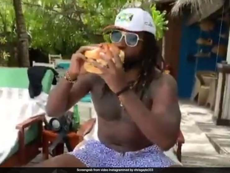 Watch: Chris Gayle Relishes