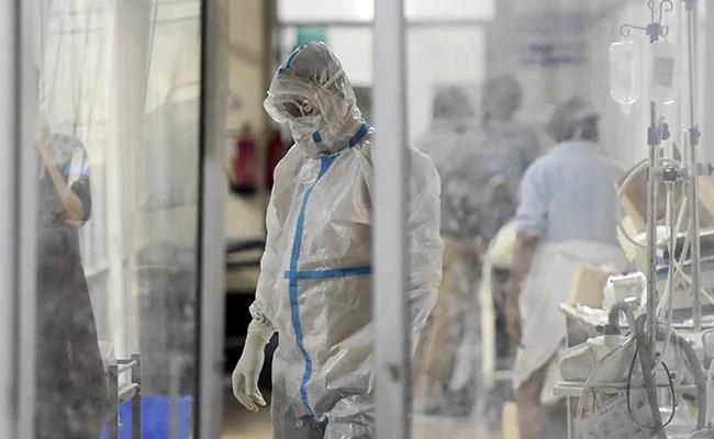 दिल्ली अस्पताल ने अपनी तरह का पहला कोविड व्हाइट फंगस केस रिपोर्ट किया: रिपोर्ट