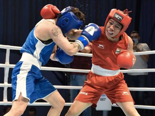 Asian Boxing Championships 2021 Live: Mary Kom, Lalbuatsaihi Bag Silver Medal