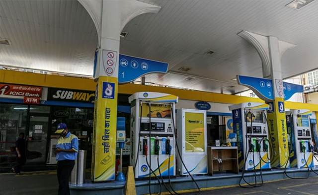 Petrol And Diesel Prices Remain Unchanged For 14th Consecutive Day