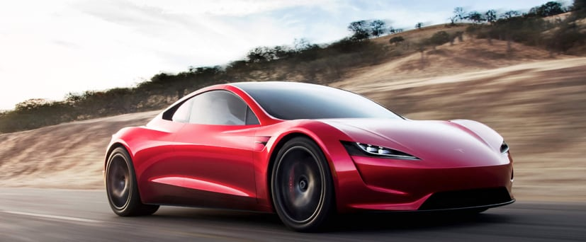 The new Roadster is expected to be the fastest production road car in the world