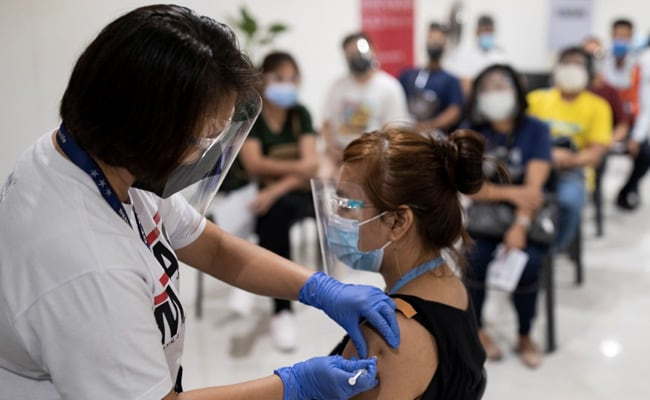 Philippines Offers Vaccinated Elderly Relief From Stay-At-Home Orders
