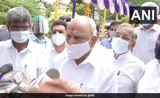 BS Yediyurappa Pulls Up Officials Over Delay In Bengaluru Smart City Project