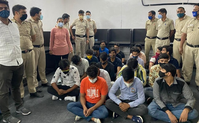 Illegal International Call Centre Busted In Delhi's Naraina, 21 Arrested: Police