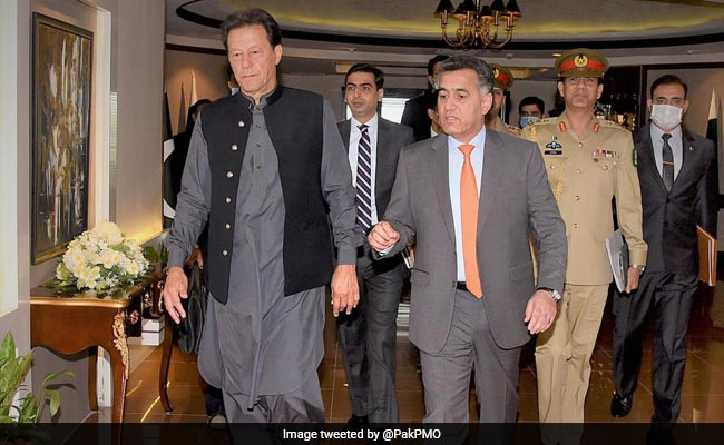 Seek Ties With US Like They Have With India 'Right Now': Imran Khan