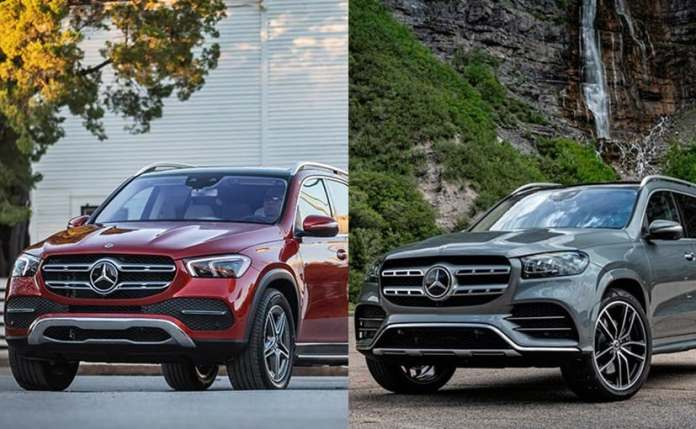 Both the Mercedes-Benz GLE and GLS models are sold out till September 2021