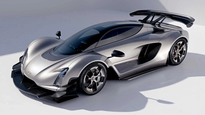 The Czinger C21c is one the fastest road cars on the planet.