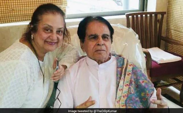 Dilip Kumar Hospitalised, Health Update Awaited