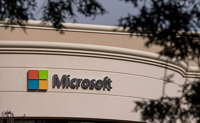 Microsoft hits $2 trillion market cap for the first time