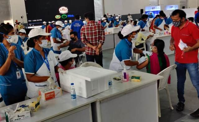 Quickening Vaccine Coverage Must For Growth Momentum: Finance Ministry