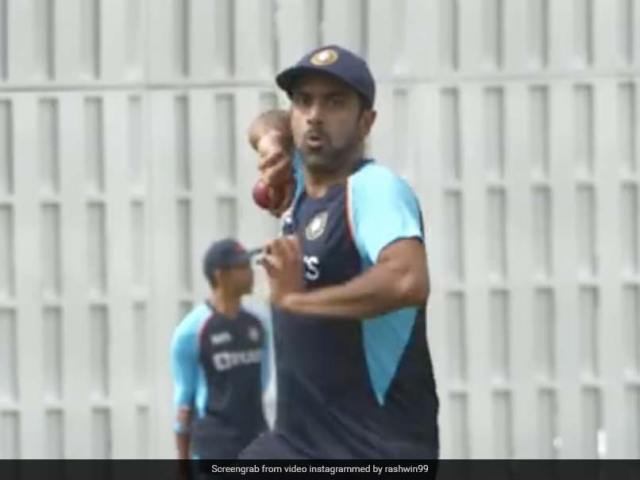World Test Championship Final: Ravichandran Ashwin Posts Practice Video, Says,