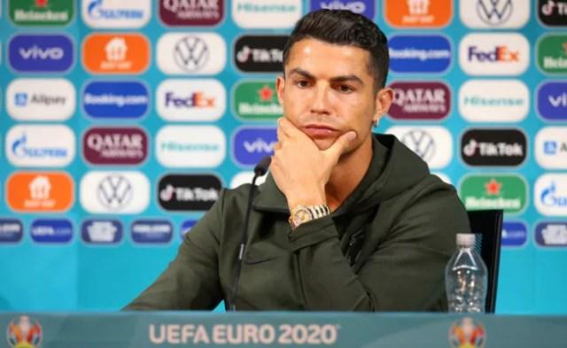 Fevicol Had The Best Take On The Cristiano Ronaldo-Coca Cola Controversy