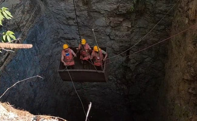 2 Bodies Spotted By Navy Divers In Meghalaya Mine, Says Chief Minister