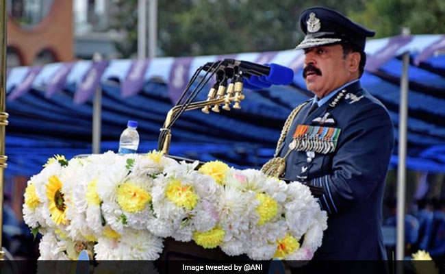 After Defence Chief Calls Air Force 'Supporting Arm', Air Chief Responds