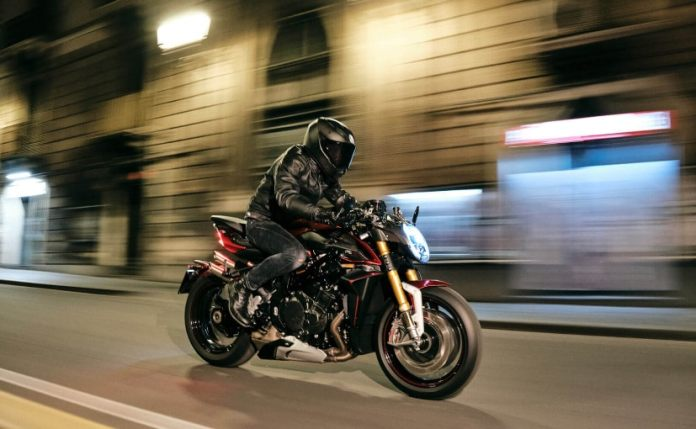 The 2021 MV Agusta Brutale 1000 RR meets Euro 5 norms, but still makes 205 bhp