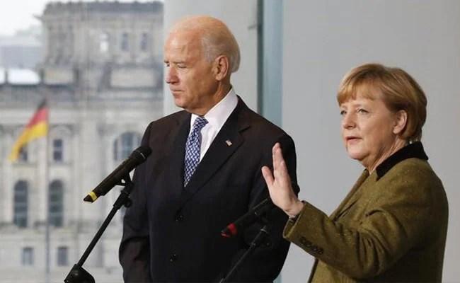 Germany's Angela Merkel To Visit Joe Biden At White House On July 15