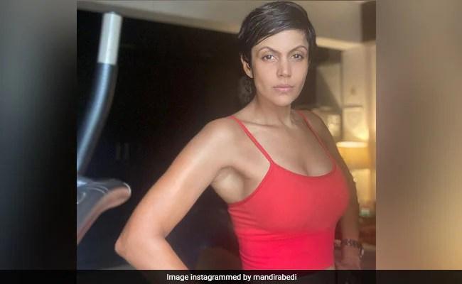 'Feeling Better About Myself': Mandira Bedi 'Restarts' Her Fitness Journey