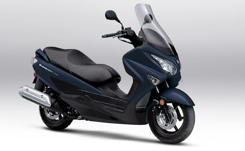 The 2022 Suzuki Burgman Street 200 is unlikely to be launched in India anytime soon