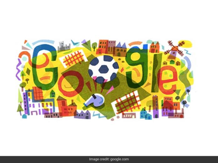UEFA Euro 2020: Google Marks Start Of Tournament With Doodle |  Football News