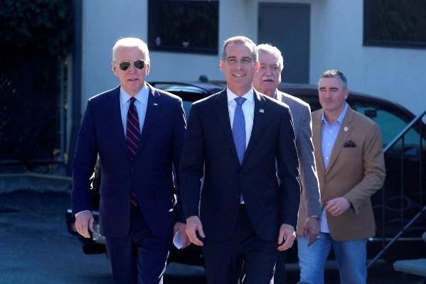 Joe Biden Nominates Los Angeles Mayor Eric Garcetti As US Ambassador To India
