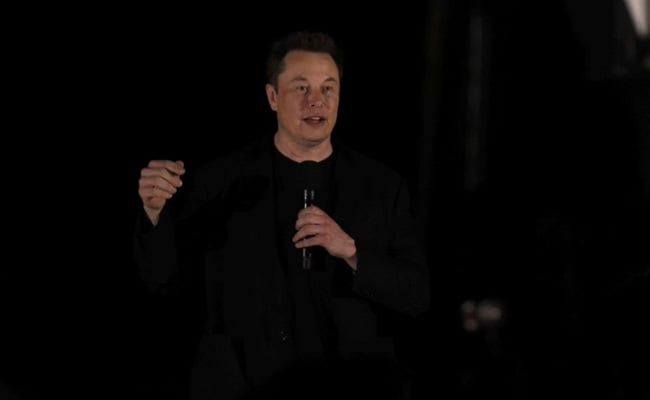 Tesla Left Out Of White House Event Featuring Top Carmakers. Elon Musk Says...