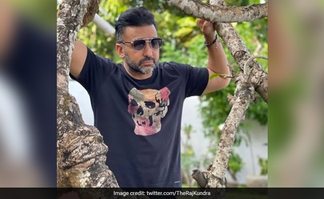3-Day Police Custody For Shilpa Shetty's Husband Raj Kundra In Porn Case