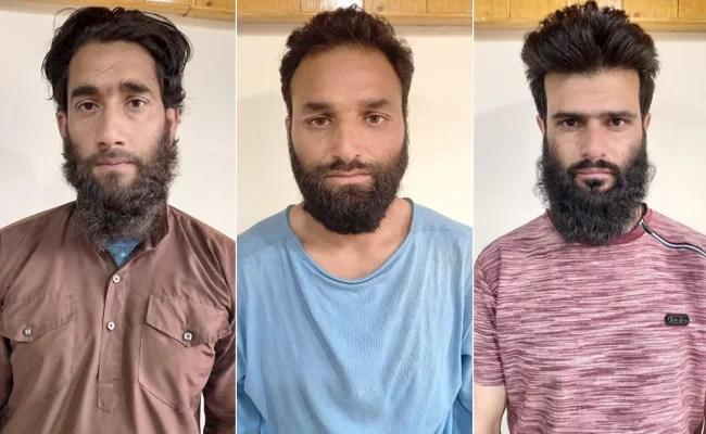 Three Arrested In Kashmir For Circulation Of ISIS Propaganda