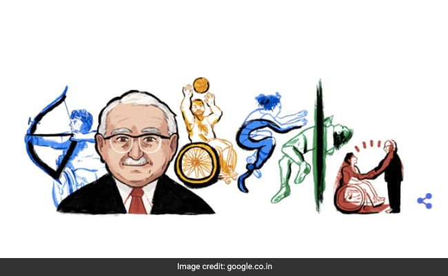 Google Doodle Honors Ludwig Guttmann, Who Founded Paralympic Movement