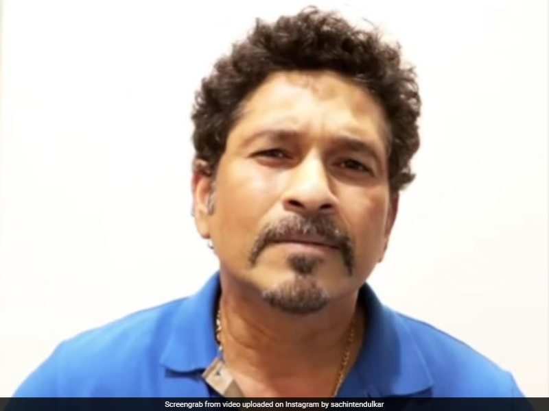 Sachin Tendulkar Experiments With His Look.  Which One Is Your Favorite?