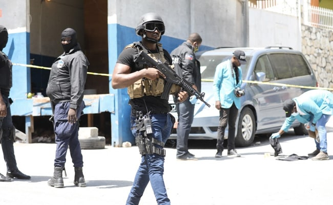 26 Colombians, 2 Americans Behind Killing Of Haiti President: Police