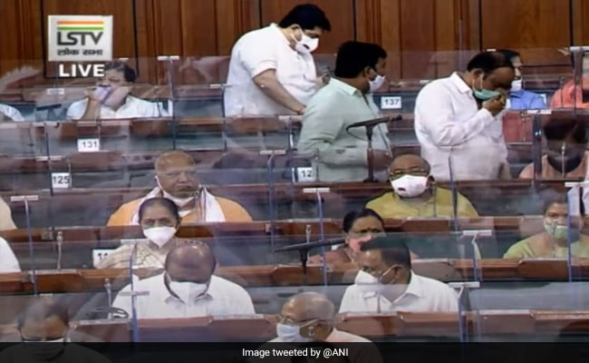 Bill In Lok Sabha To Prohibit Strikes By Those In Essential Defense Services