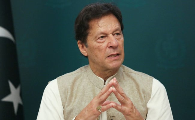'We Have No Favourites Now': Pakistan PM Imran Khan On Afghanistan