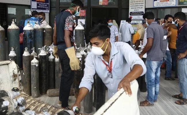 Bangladesh's COVID-19 Hotspot Gasps For Oxygen As Tough Lockdown Bites