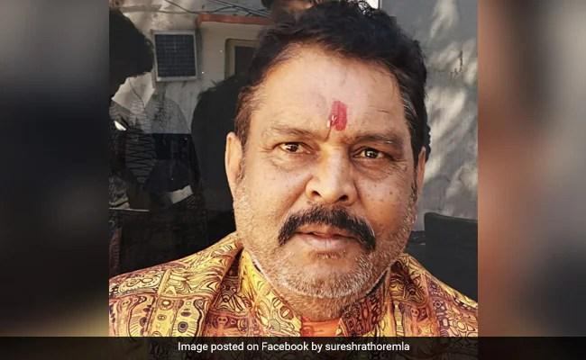 'My Life Is In Danger,' Alleges BJP MLA After Rape Case Filed Against Him