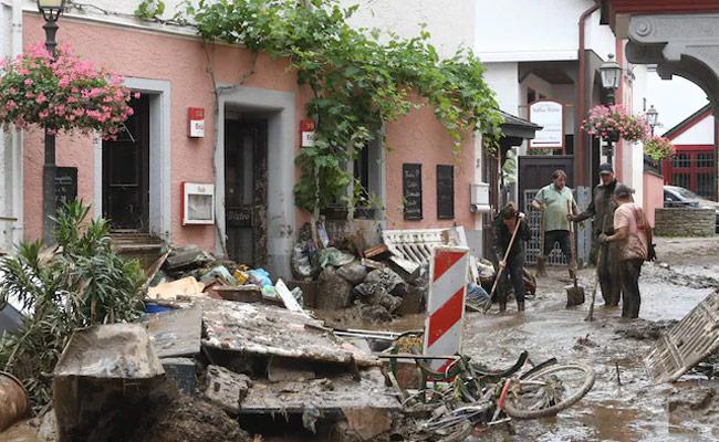 Expert Says Warming Link To Europe Floods 'Plausible'