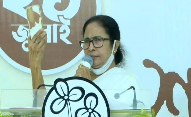 Mamata Banerjee Didn't Disclose 5 Police Cases: BJP's Poll Complaint