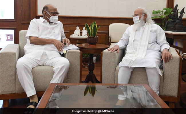 BJP, Sharad Pawar's Party Like 2 Ends Of River That Can't Meet: Nawab Malik