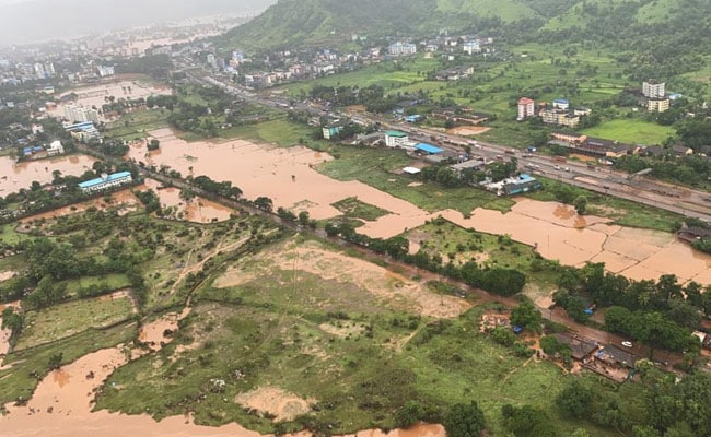 Maharashtra Rains: Over 18,700 Families Affected In Raigad District