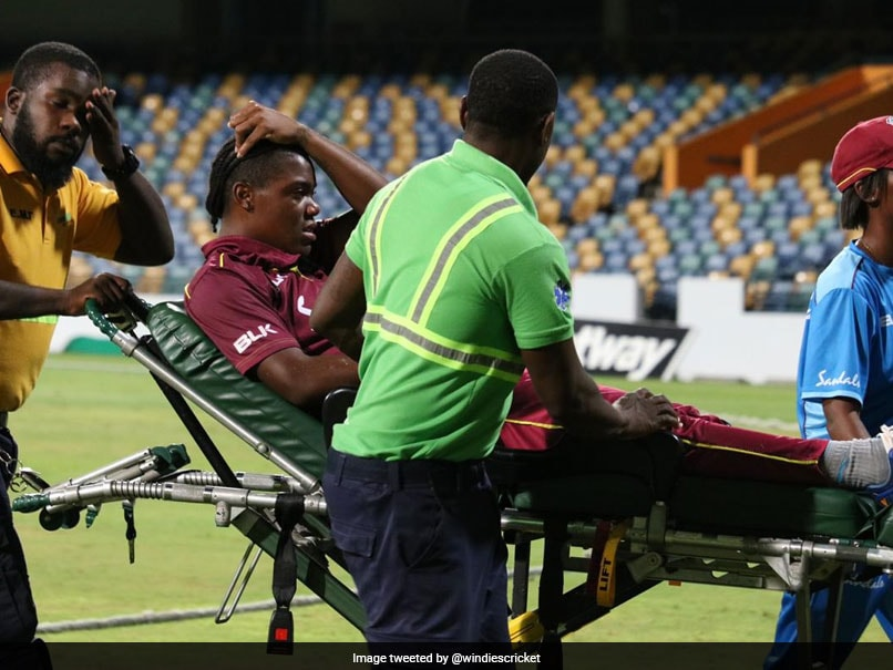 Two West Indies Women Cricketers Collapsed On Field,