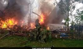 Death toll in Philippine plane crash rises to 50