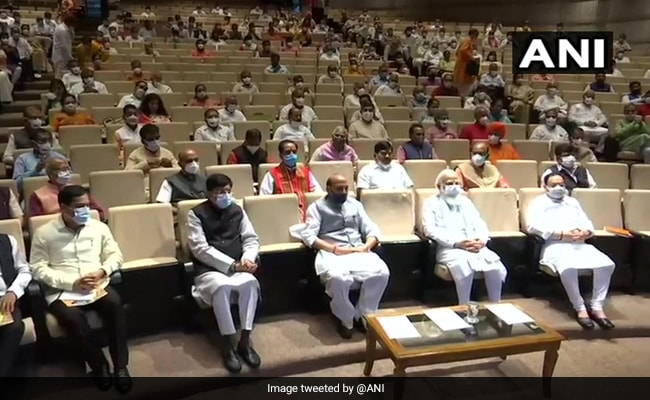 'Insult To Democracy, People': PM On Opposition's Parliament Protests