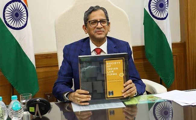 'Inequity' Still Exists In Legal Profession, Says Chief Justice Of India