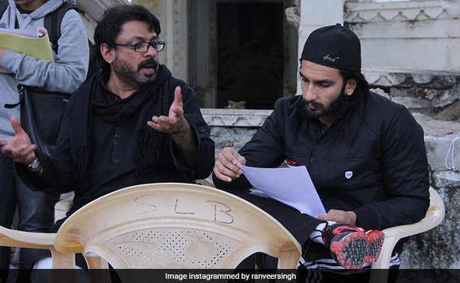 'When You Work With Him, You Believe That You Are Limitless': Ranveer Singh For Sanjay Leela Bhansali