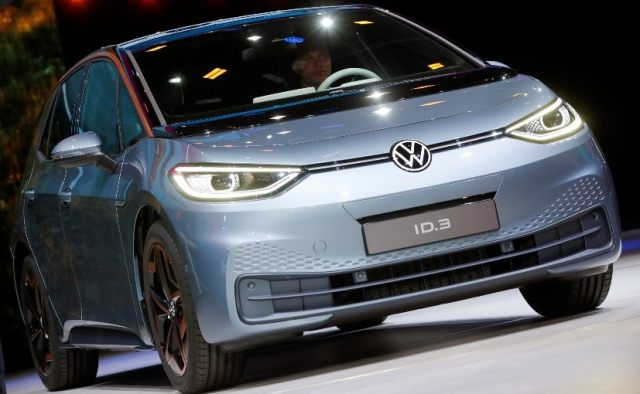VW is making huge investments to become the world's largest electric carmaker by 2025