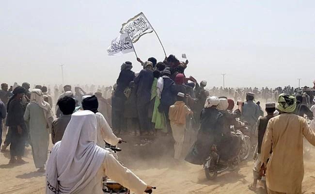 Taliban Seek 'Lion's Share Of Power' In Deadlocked Peace Talks: US Envoy